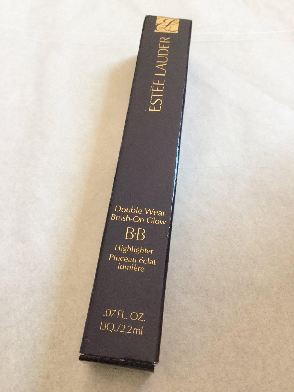 ESTEE LAUDER Double Wear Brush-On-Glow BB Highlighter IN Extra Light Neutral NIB