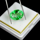 9.60 Ct Ebay IGL Certified Natural Oval Cut Zambian Emerald Loose Gemstone-DEALS