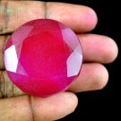 217.35 Ct Natural Round Pigeon Blood Red Ruby Loose Gemstone Christmas Gift Ebay