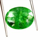 4.25 Ct Natural Oval IGL Certified Emerald Loose Gemstone-Christmas Gift Ebay