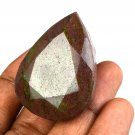 267.80 Ct. Natural Untreated Pear Cut Greenish Red Sapphire Gemstone Best Offer