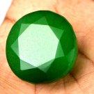 216.25 Ct Natural Round Cut Brazilian Green Emerald Loose Gemstone Xmas Gift