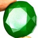 223.25 Ct Natural Round Cut Brazilian Green Emerald Loose Gemstone Xmas Gift