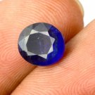 2.40 Ct Ebay Natural Oval IGL Certified Blue Sapphire Gemstone THANKS GIVING