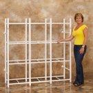 12 Bin Compact Storage Unit
