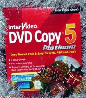 Intervideo DVD Copy 5 Platinum