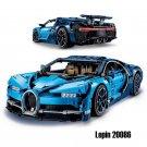 Technic Bugatti Chiron 42083 Compatible 20086