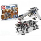 Star Wars Republic Dropship 10195 with AT-OT Compatible 05053