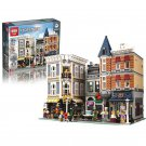 Creator Assembly Square 10255 Compatible 15019