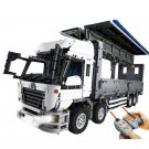 Technic Wing Body Truck 1389 Compatible 23008