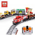 Creator Red Cargo Train 3677 Compatible 02039