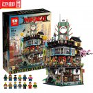 NINJAGO Ninjago City 70620 Compatible 06066