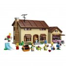 The Simpsons House 71006 Compatible 16005
