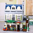 City Parisian Restaurant 10243 Compatible 15010 Europe warehouse fast shipping