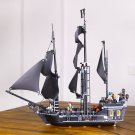 Pirates Of The Caribbean The Black Pearl Ship 4184 Compatible 16006
