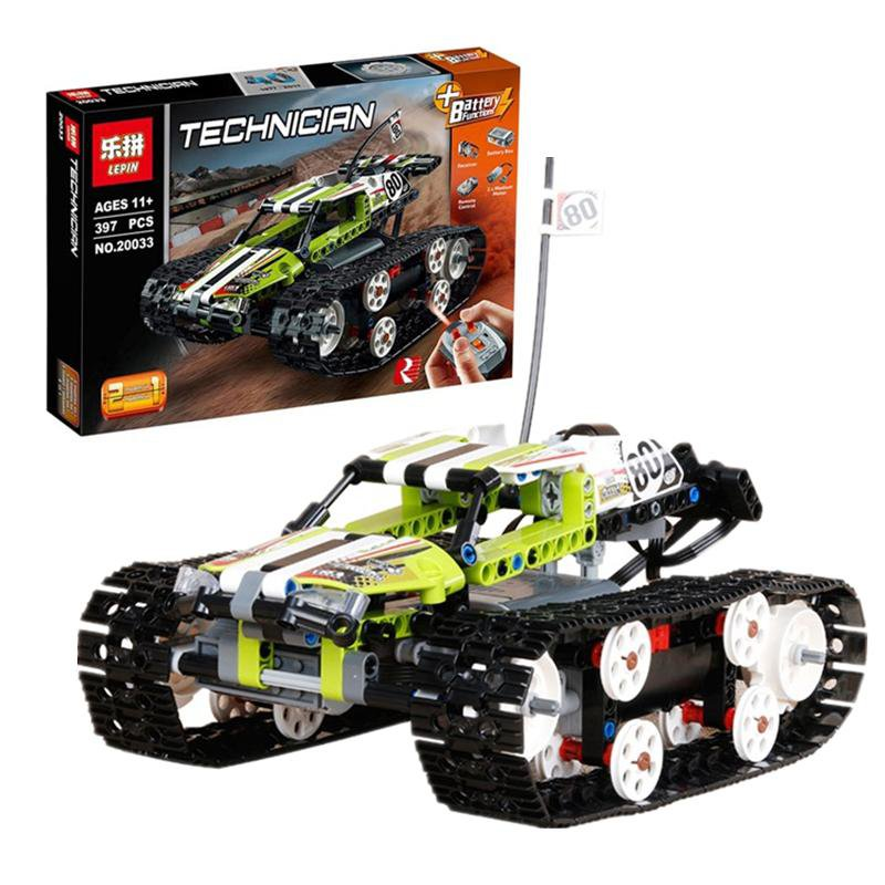 Technic RC Tracked Racer 42065 Compatible 20033