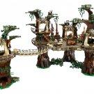 Star Wars Ewok Village 10236 Compatible 05047