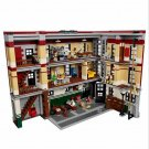 Ghostbusters Firehouse Headquarters 75827 Compatible 16001 US warehouse fashipping