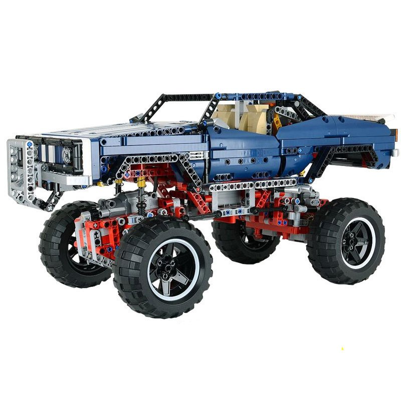 Technic 4X4 Crawler Exclusive Edition 41999 Compatible 20011