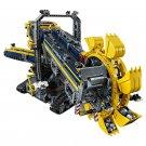 Technic Bucket Wheel Excavator 42055 Compatible 20015
