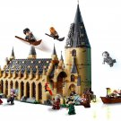 The Hogwarts Great Hall 75954 Compatible 16052