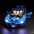 LED Light Kit For LEGO 42083 Technic Bugatti Chiron  (Lego Set not Included)
