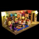 LED Light Kit For LEGO 21302 Ideas The Big Bang Theory (Lego Set not Included)
