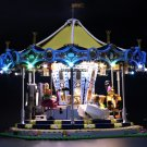 LED Light Kit For LEGO 10257 Carousel  (Lego Set not Included)