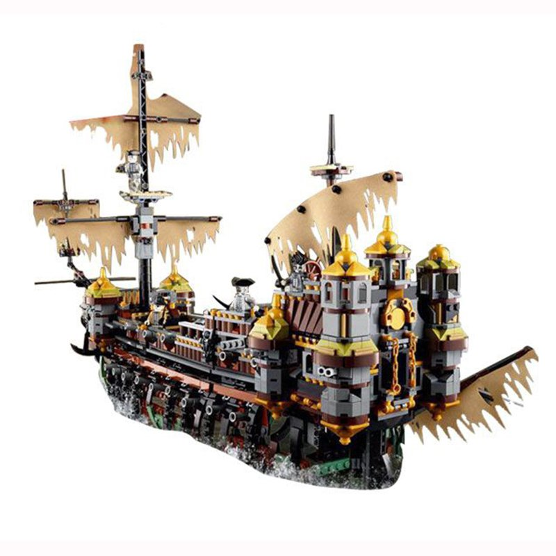 Pirates of the Caribbean Silent Mary 16042 Compatible 71042