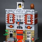 Creator Fire Brigade 10197 Compatible 15004