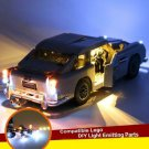 LED Light Kit For LEGO 10262 James Bond Tm Aston Martin DB5 (Lego Set not Included)