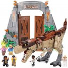 Jurassic Park: T. rex Rampage  compatible lego 75936