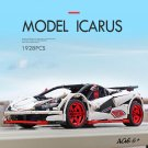 MOULD KING 13067 Lego MOC 4562 ICARUS Supercar by Madoca1977