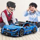 Mould King 13073 Mercedes-Benz AMG C63 DTM Technic MOC-6687