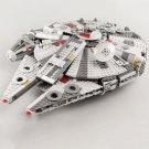 LEPIN STAR WARS EPISODE IX MILLENNIUM FALCON 99022 compatible 75257
