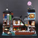 LEPIN Ninjago City Docks 06083 Compatible 70657