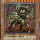 Phantom Beast Rock-Lizard LIMITED ETITION FOTB SUPER RARE