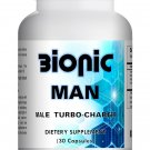 BIONIC MAN Ultimate Male Performance Enhancement 30 Pills STRONG PENIS ERECTION