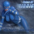 Ltd Edition TALES OF MIDNIGHT Print  DESIGN #1