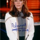 Autographed STAR TREK Photo MARINA SIRTIS