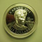 2011 Proof $15 Continuity Crown-Prince Henry (Harry) Wales UHR Canada COIN ONLY silver