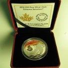 2015 Proof $10 NHL-Ottawa Senators Canada .9999 silver ten dollars