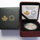2014 Proof $5 Tradition of Hunting #4-Goose .9999 Silver Canada five dollars
