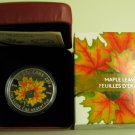 2014 Proof $20 Maple Leaves-Glow in the Dark Canada .9999 silver twenty dollars