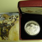 2014 Proof $20 Legend Nanaboozhoo Thunderbird's Nest .9999 silver twenty dollars