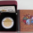2014 Proof $20 Seven Sacred Teachings #2-Respect Buffalo Canada .9999 silver twenty dollars