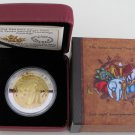 2014 Proof $20 Seven Sacred Teachings #3-Courage Bear Canada .9999 silver twenty dollars