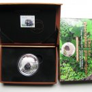 2016 Proof $20 Baby Animals #7-Porcupine Coin&Stamp set Canada .9999 silver twenty