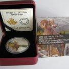 2015 Proof $20 Majestic Animals #2-Bighorn Sheep Canada .9999 silver twenty