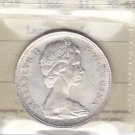 1966 ICCS MS65 $1 (Large Beads) Canada silver dollar one XKL 309
